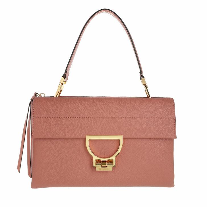 Handtasche, Coccinelle, Arlettis Satchel Bag Litchi