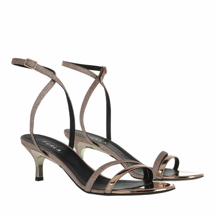 Schuh, Furla, Furla Code Sandal T.50 Color Carne