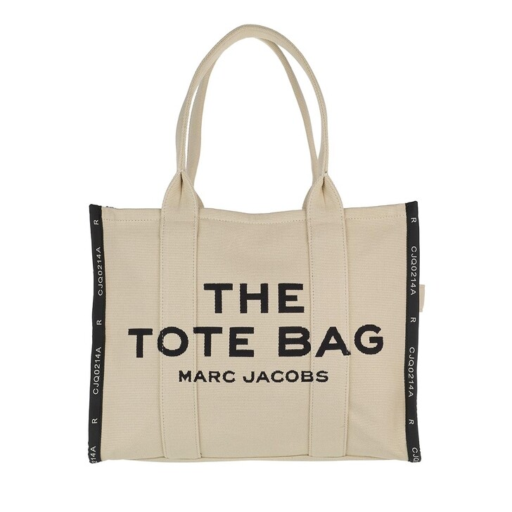 Handtasche, Marc Jacobs, The Jacquard Traveler Tote Bag Warm Sand