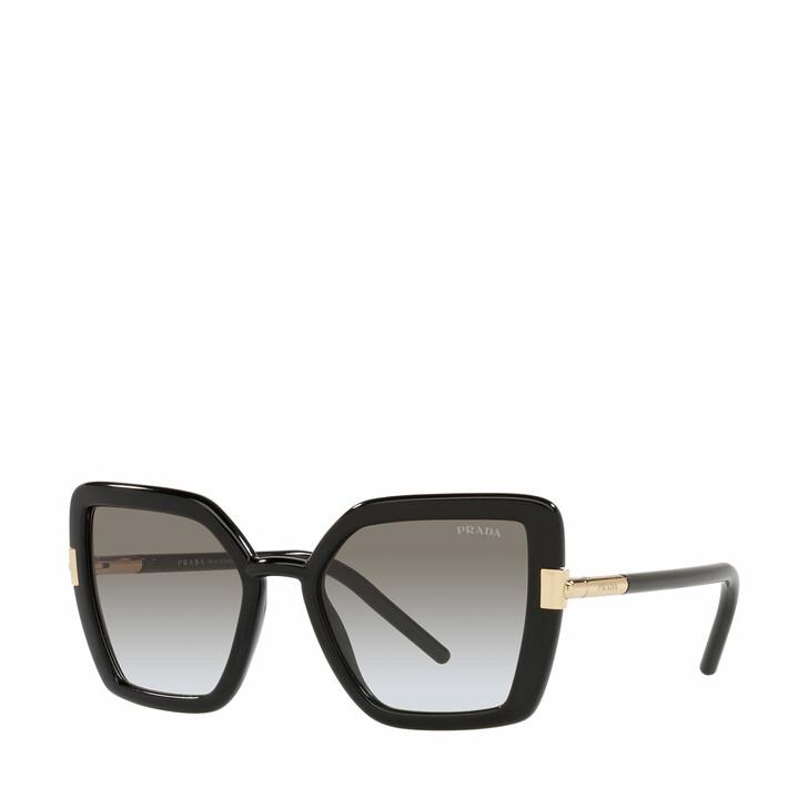 sunglasses, Prada, 0PR 09WS BLACK