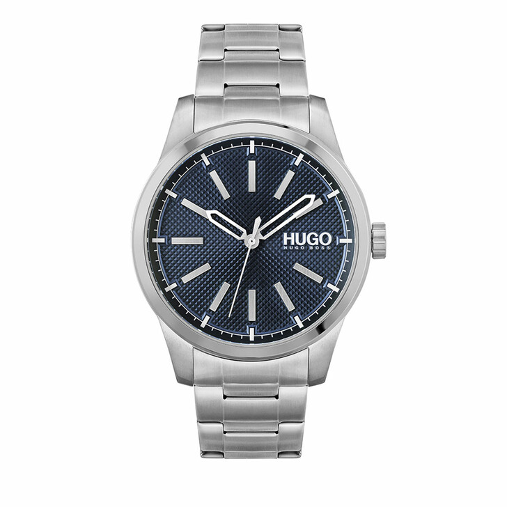 watches, Hugo, Watch Invent Silver