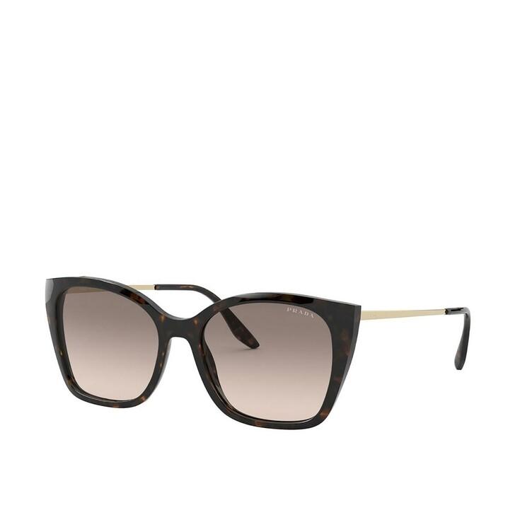 sunglasses, Prada, Women Sunglasses Catwalk 0PR 12XS Havana