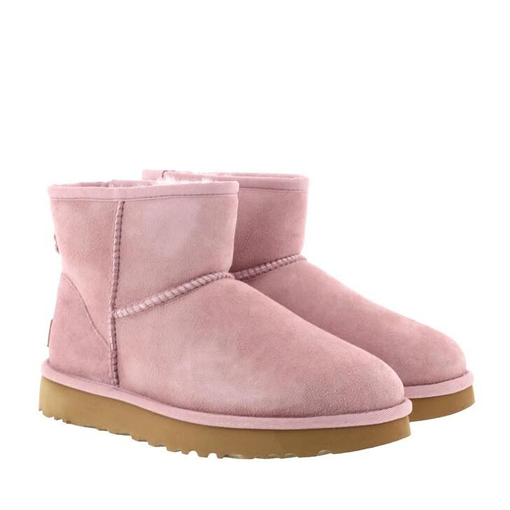 Schuh, UGG, W Classic Mini II Pink Crystal