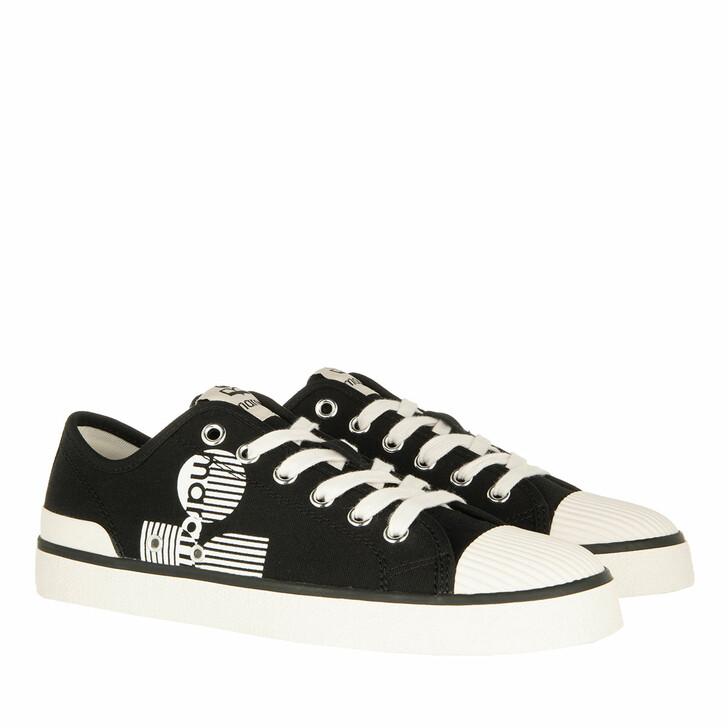 Schuh, Isabel Marant, Binkoo Low Sneakers  Black