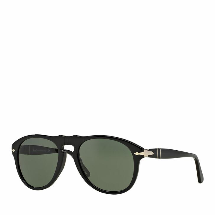 sunglasses, Persol, 0PO0649 BLACK