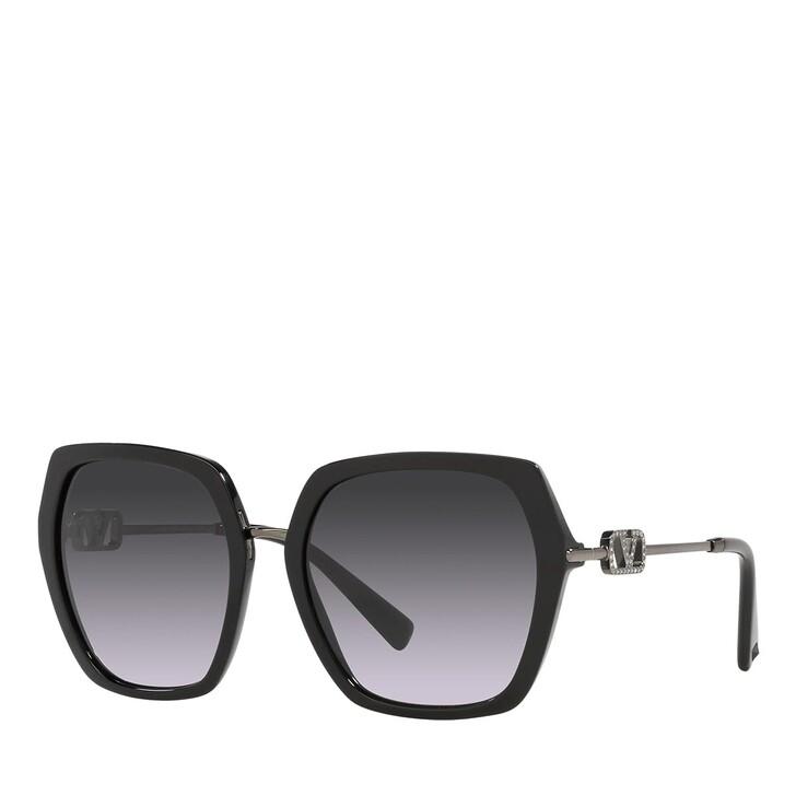 Sonnenbrille, Valentino, 0VA4081 BLACK