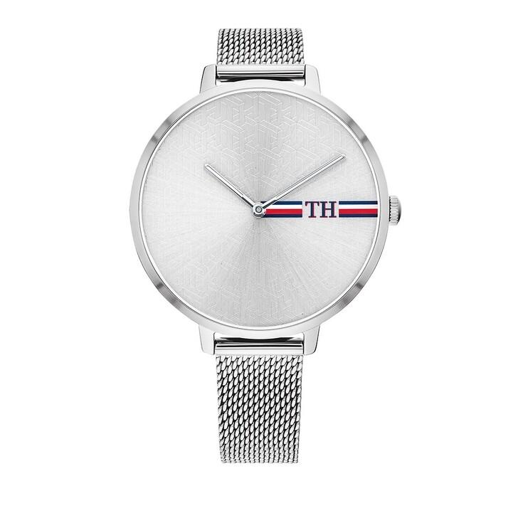 Uhr, Tommy Hilfiger, Quartz Watch Silver