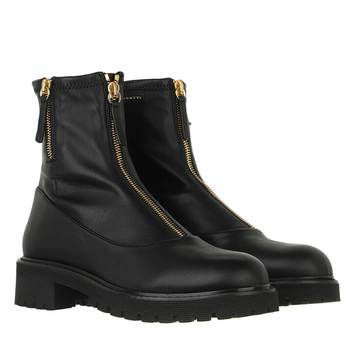shoes, Giuseppe Zanotti, Bootie Black
