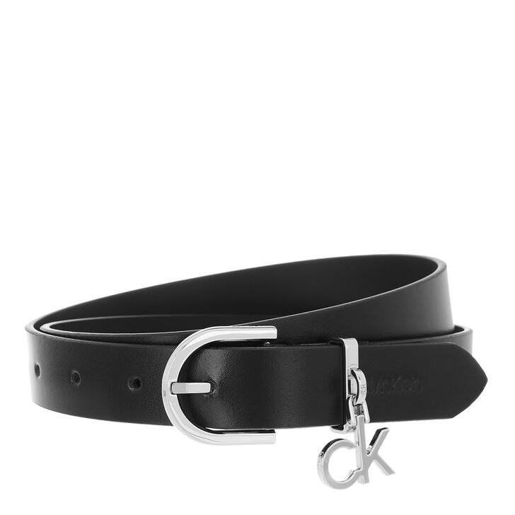 Gürtel, Calvin Klein, Charm Bule 25mm Black