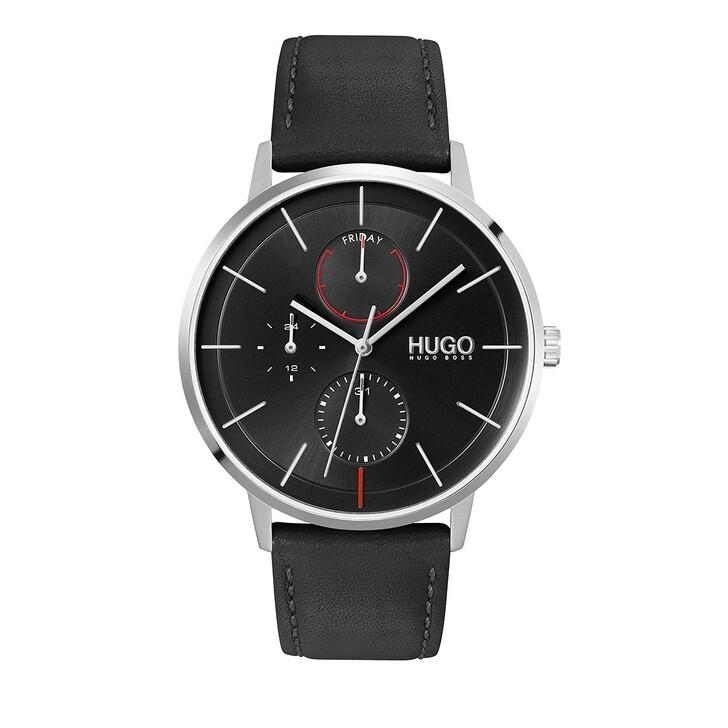 Uhr, Hugo, #Exist Watch Silver