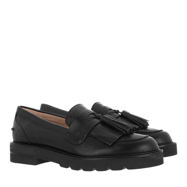 shoes, Stuart Weitzman, Mila Lift Black
