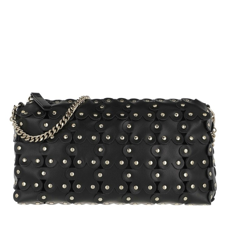 bags, Red Valentino, Cross Body Bag Black