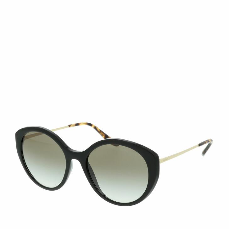 Sonnenbrille, Prada, 0PR 18XS 1AB0A7 Woman Sunglasses Catwalk Black
