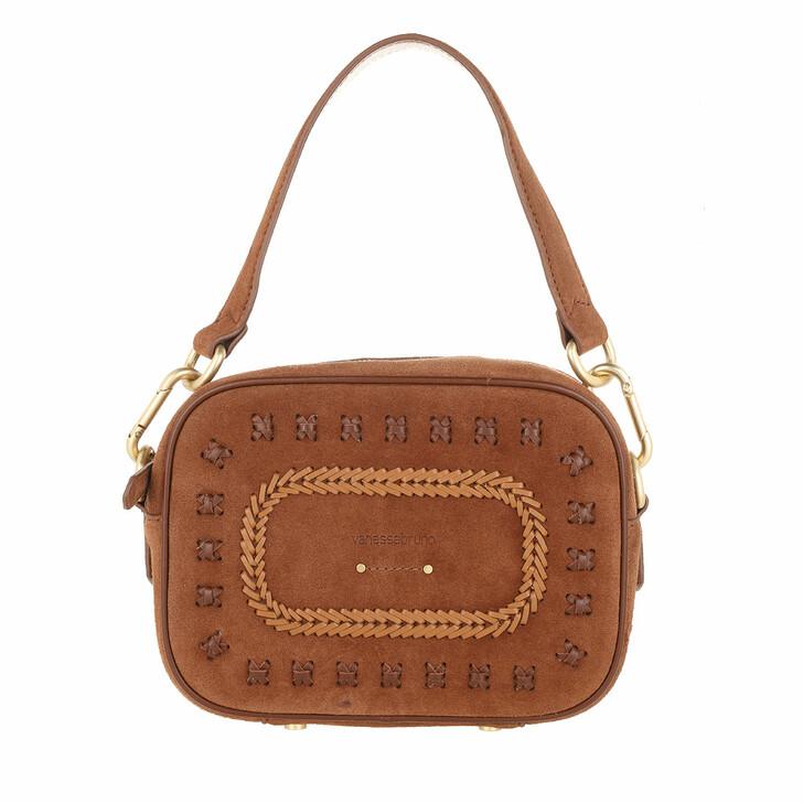bags, Vanessa Bruno, Holly Crossbody Camel