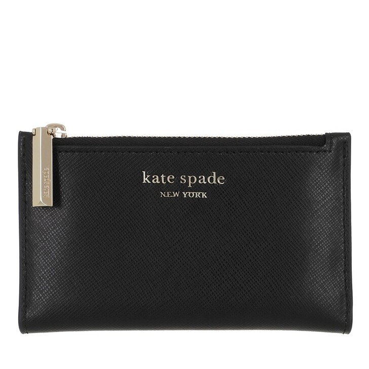 Geldbörse, Kate Spade New York, Small Bifold Wallet Black Unsized Black