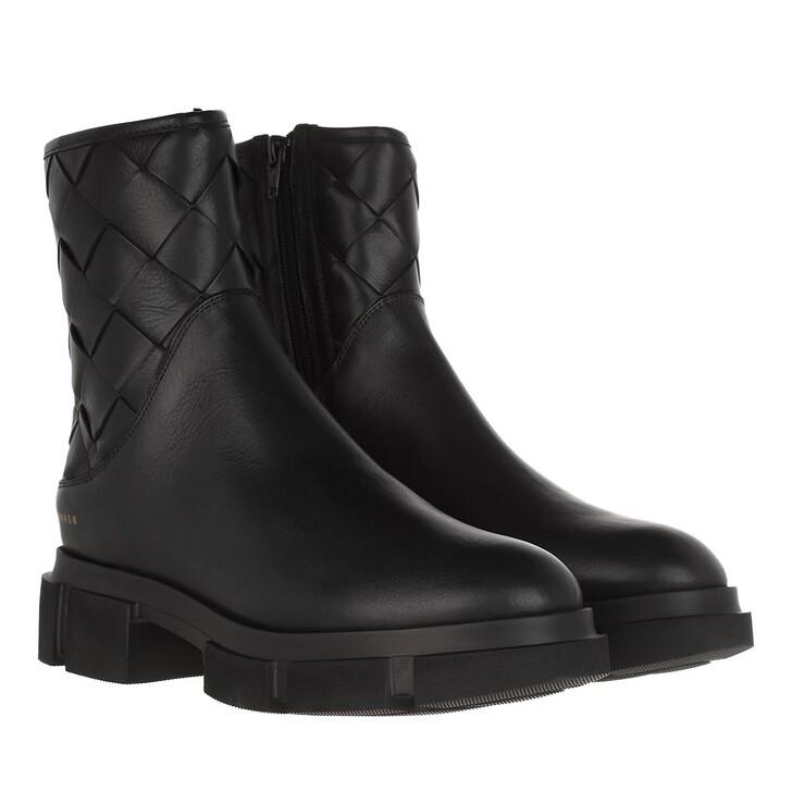 Schuh, Copenhagen, Boots Vitello Black