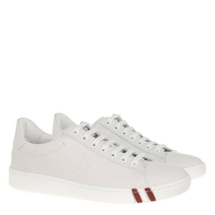Schuh, Bally, Wivian Sneaker White