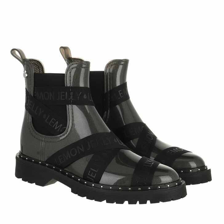shoes, Lemon Jelly, Frankie 12 Chelsea Boot Metal Grey