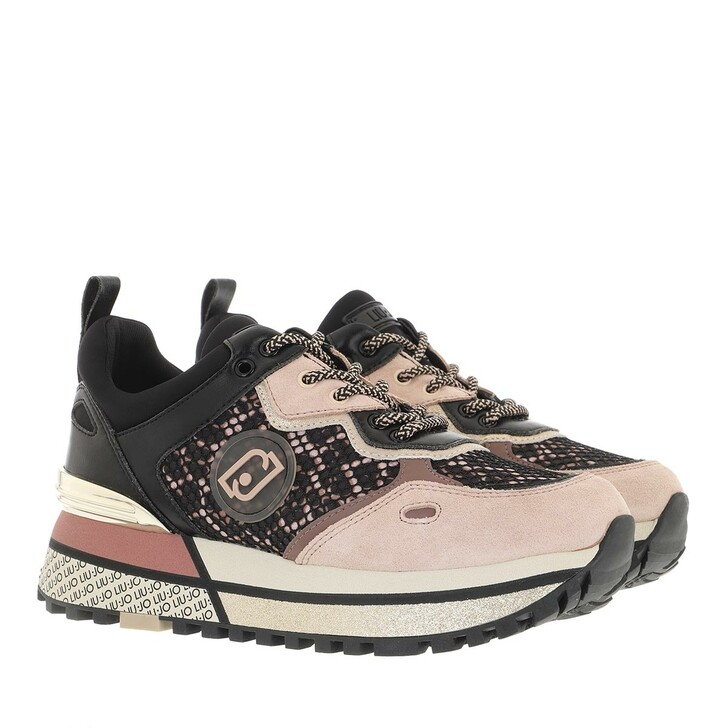 shoes, LIU JO, Liujo Maxi Wonder Sneaker Leopard