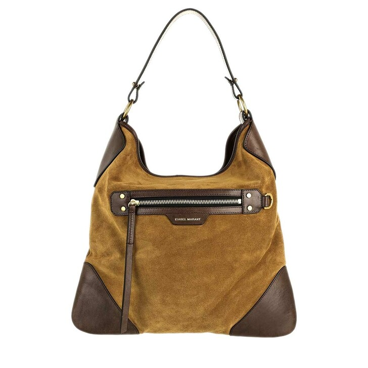 bags, Isabel Marant, Amuko Hobo Bag Taupe