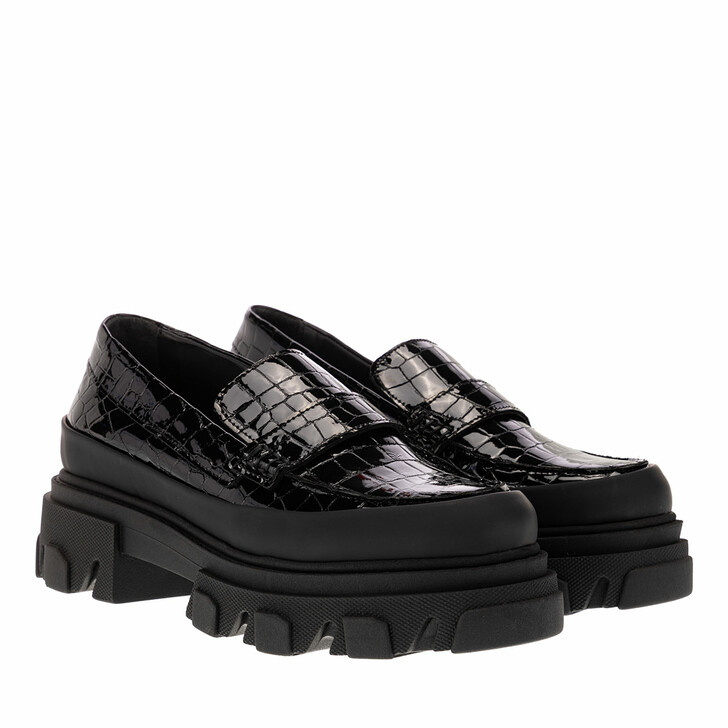 Schuh, GANNI, Chunky Loafer Black