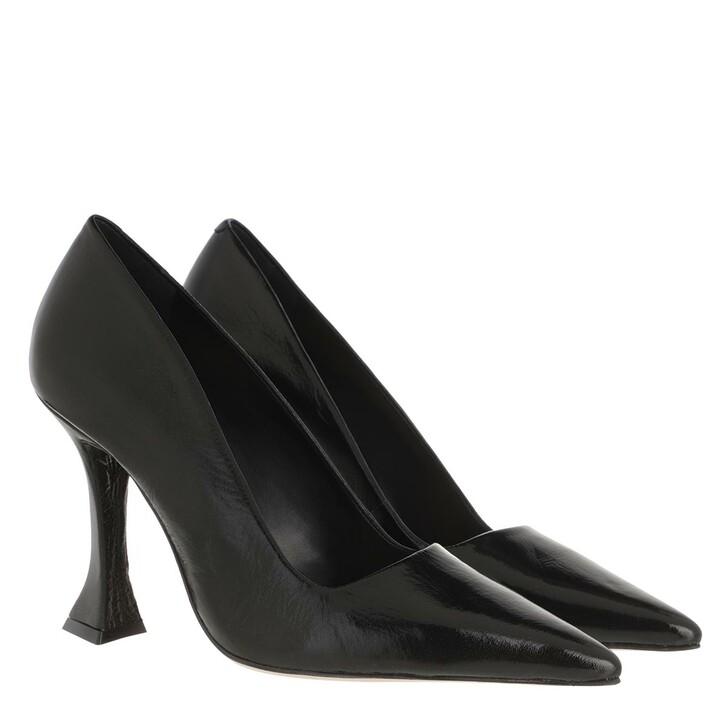 Schuh, Schutz, Pumps Black