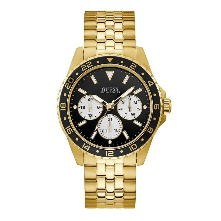 watches, Guess, Men Quartz Watch Odyssey Gold