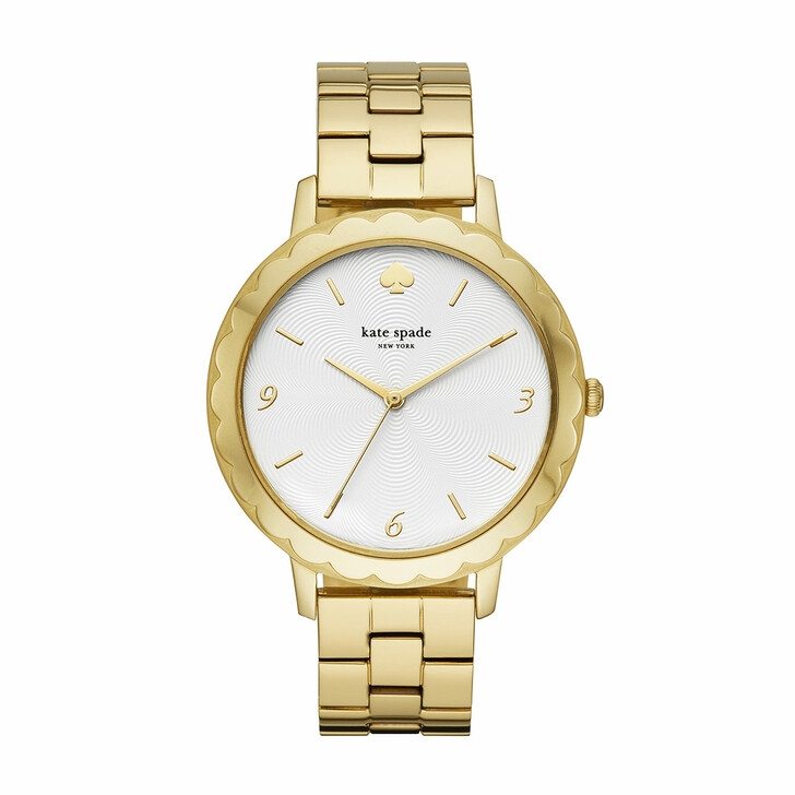 watches, Kate Spade New York, KSW1494 Morningside Watch Gold