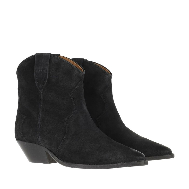 Schuh, Isabel Marant, Dewina Boots Faded Black