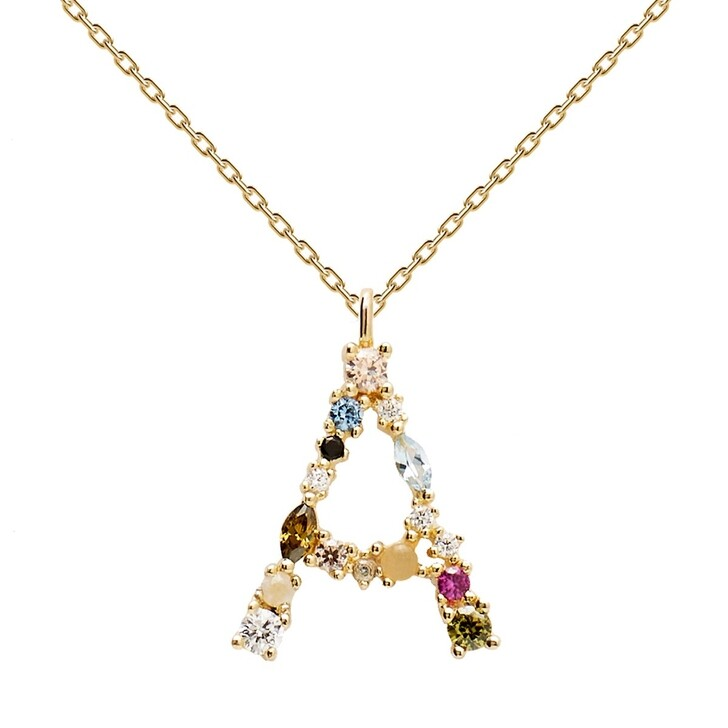 Kette, PDPAOLA, A Necklace Yellow Gold