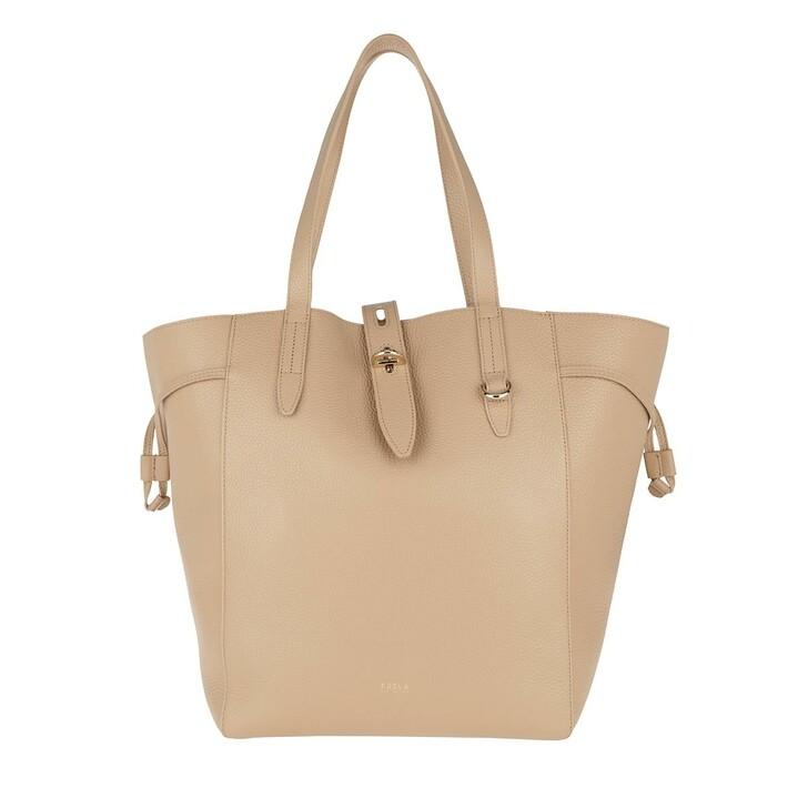Handtasche, Furla, Net L Tote Sand