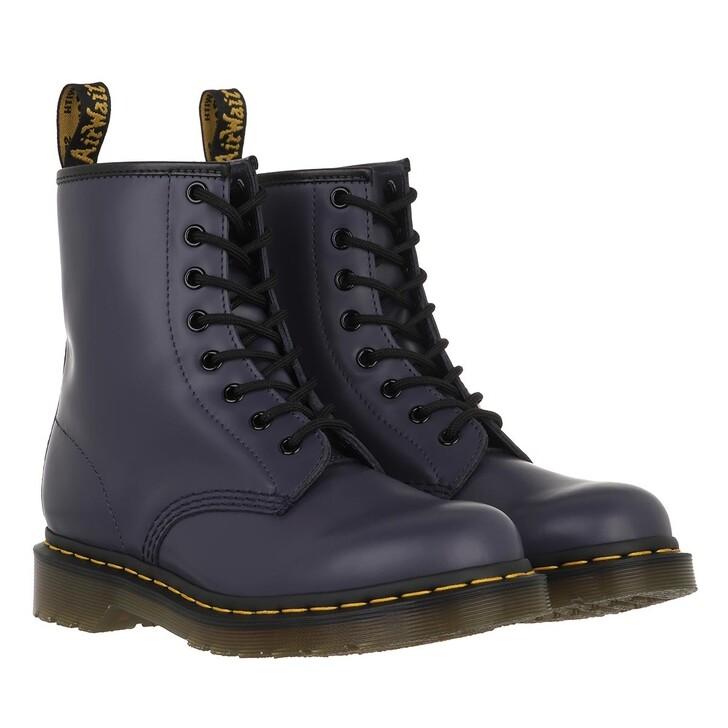 shoes, Dr. Martens, 1460 Smooth Indigo Smooth
