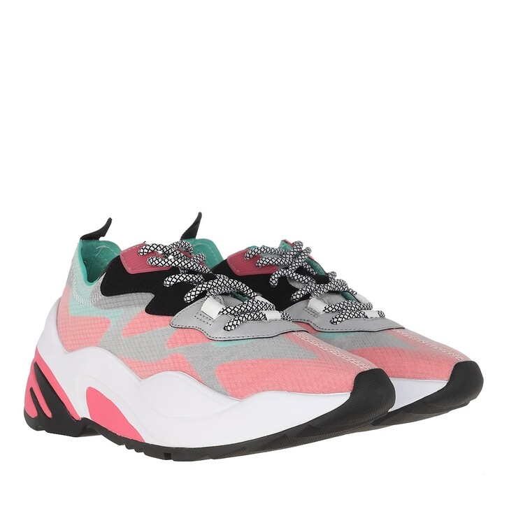 Schuh, Steve Madden, Charged Sneaker Red Multi