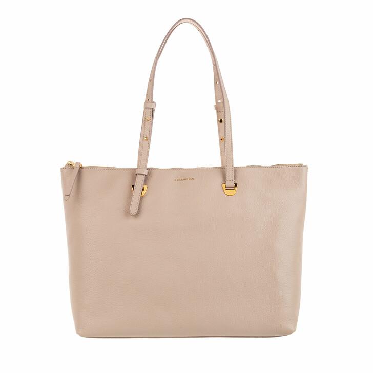 Handtasche, Coccinelle, Lea Shopper Powder Pink