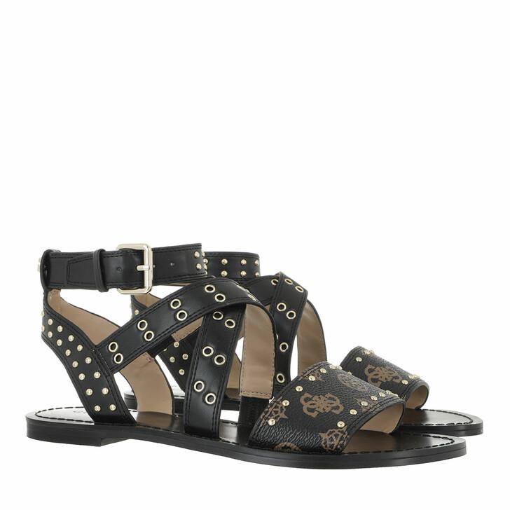 Schuh, Guess, Cevie2 Sandal Blkbr