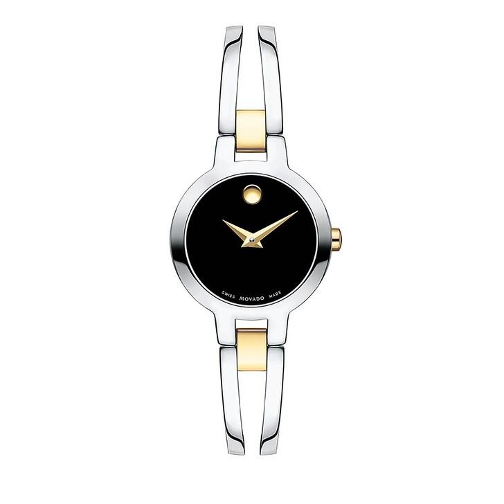 Uhr, Movado, Amorosa Watch Bicolour