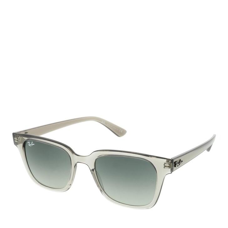 sunglasses, Ray-Ban, 0RB4323 Transparent Grey