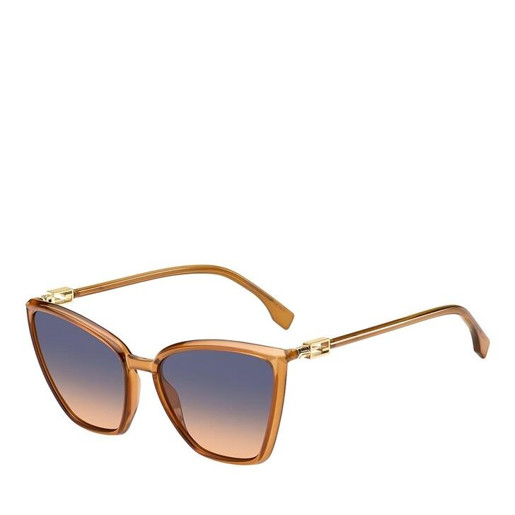 sunglasses, Fendi, FF 0433/G/S ORANGE