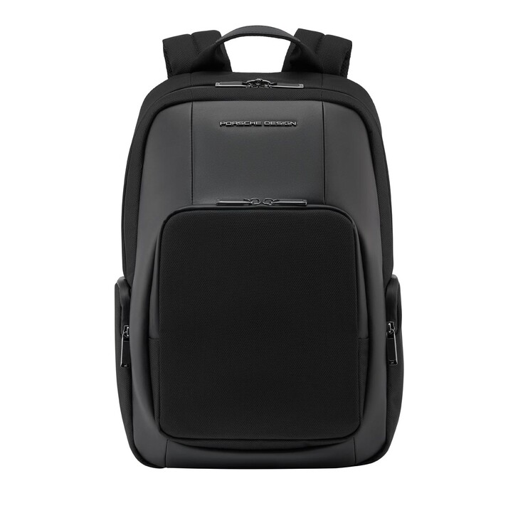 Reisetasche, Porsche Design, Roadster Small Backpack Black