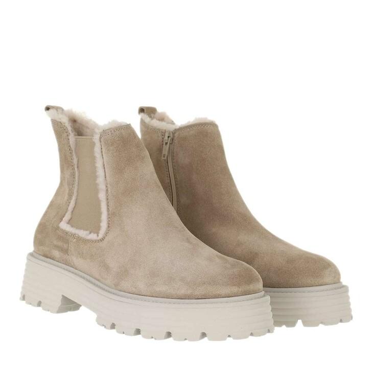 shoes, Kennel & Schmenger, Power Warm Booties Biscuit