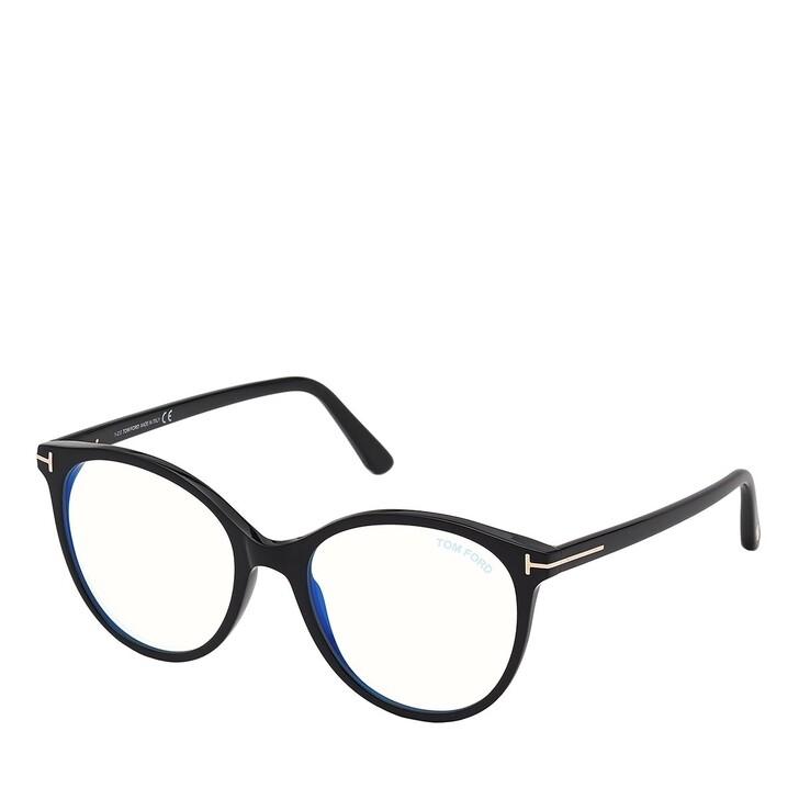 Brillen mit Gläsern, Tom Ford, Blue Blocker FT5742-B Black