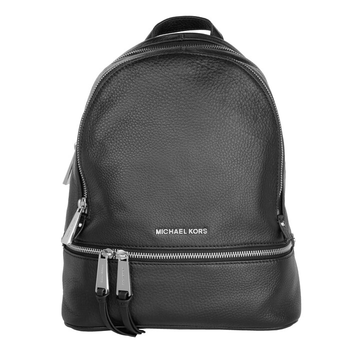 Reisetasche, MICHAEL Michael Kors, Medium Backpack Black