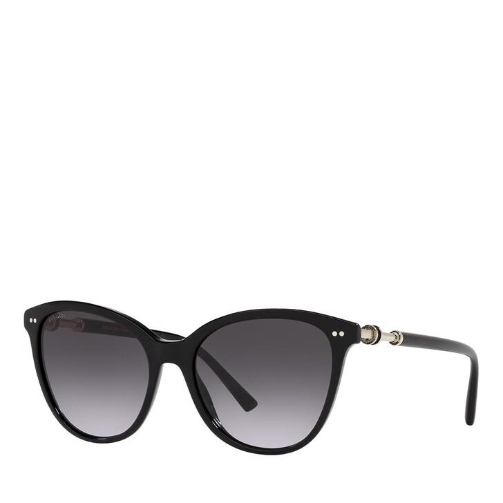 Sonnenbrille, BVLGARI, 0BV8235 BLACK