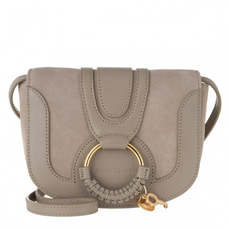 Handtasche, See By Chloé, Hana Mini Bag  Motty Grey