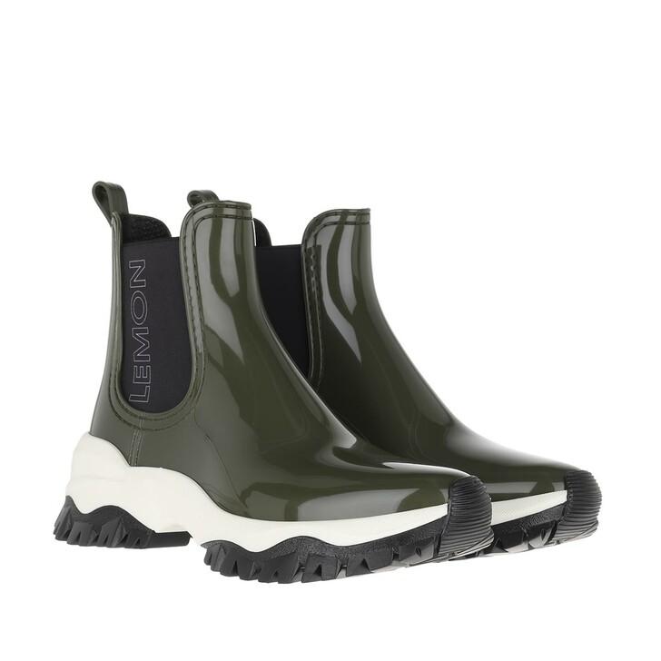 Schuh, Lemon Jelly, Jayden Chelsea Boot Military Green