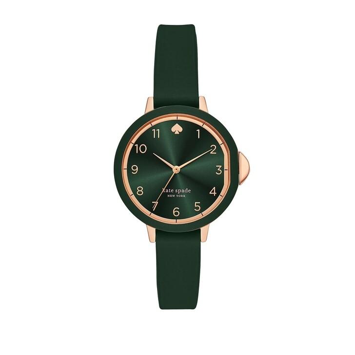 Uhr, Kate Spade New York, KSW1543 Park Row Fashion Watch Roségold
