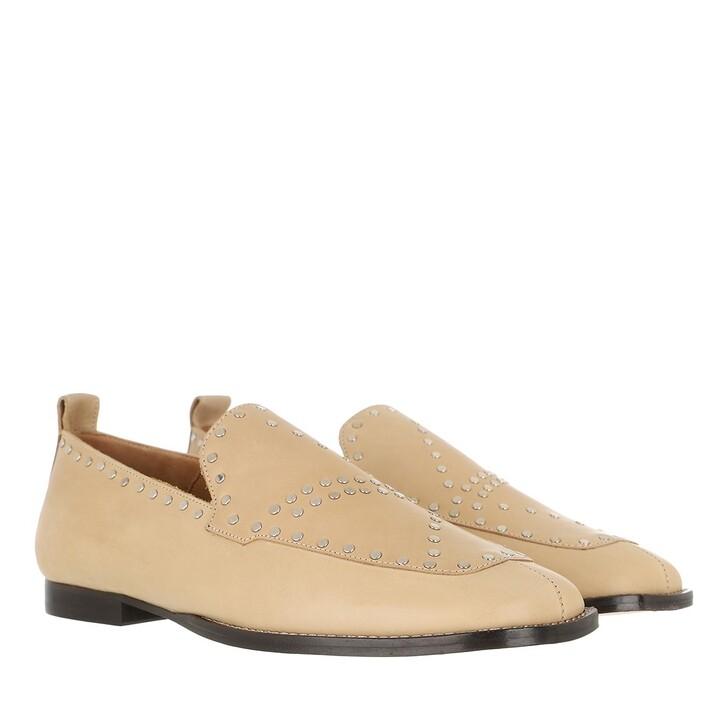 Schuh, Isabel Marant, Faggie Loafers Beige