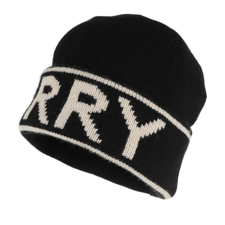 Schal, Burberry, Logo Hat Beanie Cashmere Black