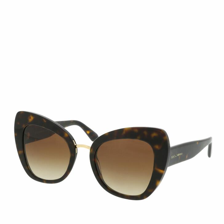 Sonnenbrille, Dolce&Gabbana, DG 0DG4319 51 502/13