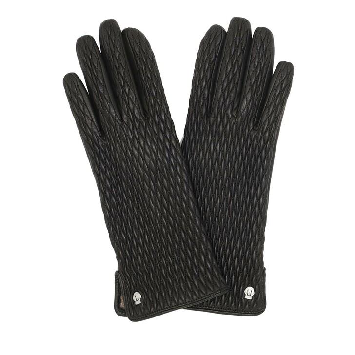 gloves, Roeckl, Paris Black